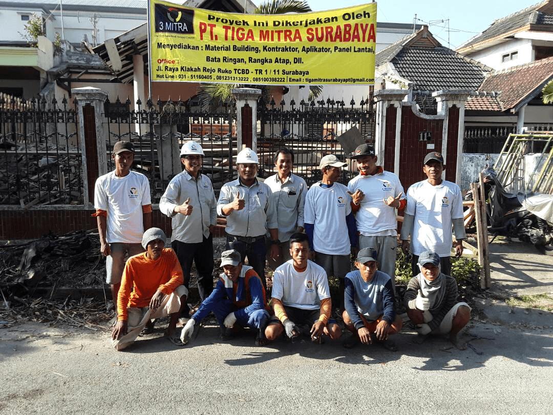 Tim Teknis PT. Tiga Mitra Surabaya