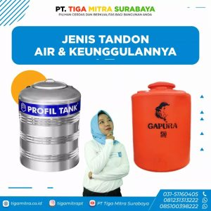 Jual Tandon Air Gapura